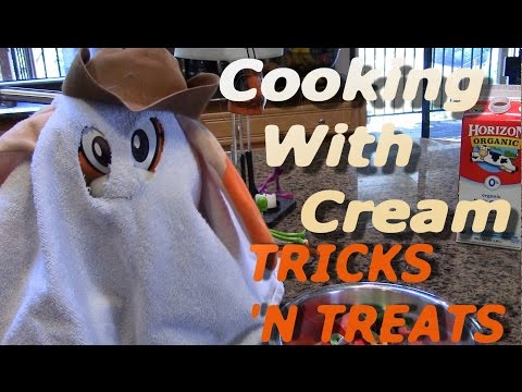 Cooking With Cream-Tricks 'n Treats