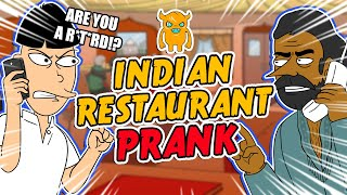 Video Crazy Indian Restaurant Rage Prank (animated) - Ownage Pranks download in MP3, 3GP, MP4, WEBM, AVI, FLV Mei 2017