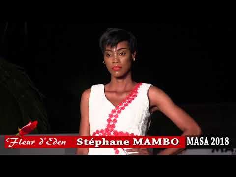 COTE D'IVOIRE: MASA 2018 - DEFILE DE MODE