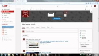 How To Connect Youtube Account To Google Adsense 2015 [ In  Hindi ]