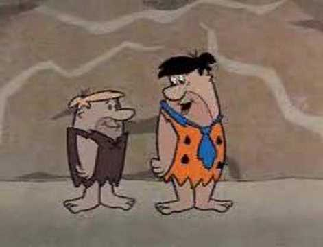 How Did I Never Catch This Clip Of Barney Rubble Making A Dick Joke?