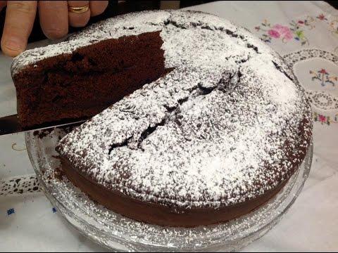 una torta golosa e veloce - ricetta
