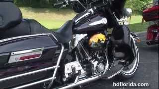 8. Used 2007 Harley Davidson Ultra Classic Electra Glide Motorcycles for sale  - Orlando, FL