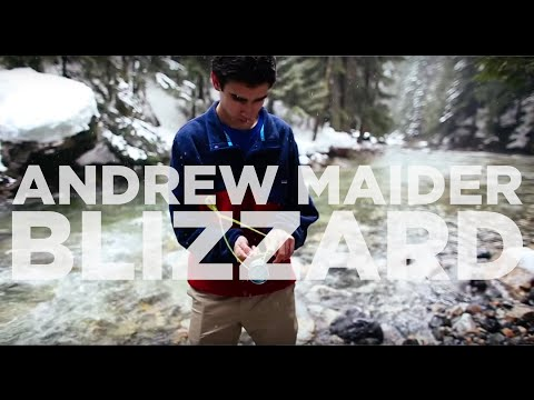 Andrew Maider - The Blizzard
