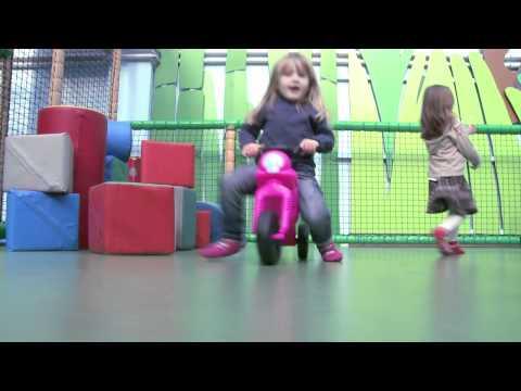 La motoretta (triciclo senza pedali) per bimbi