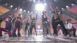LMFAO   Party Rock Anthem en vivo en  So You Think You Can Dance.webm