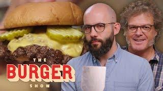 Video Binging with Babish Taste-Tests Regional Burger Styles | The Burger Show MP3, 3GP, MP4, WEBM, AVI, FLV Maret 2019