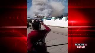 Incendio en México de fuegos pirotécnicos – Noticias 62 - Thumbnail