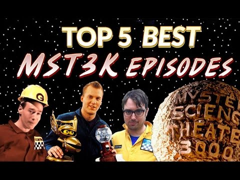 The Top Five Best Episodes of MST3K