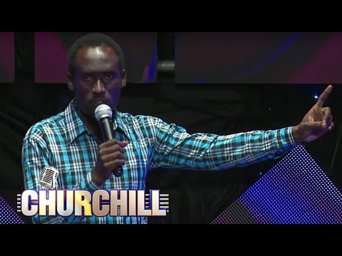 Magazine on Churchill show