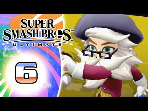 Super Smash Bros. Ultimate ITA [Parte 6 - Barba Pa-power]