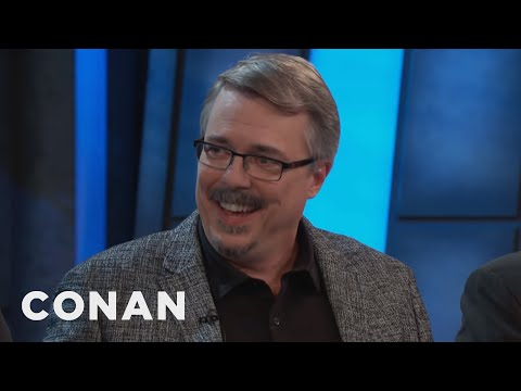 Vince Gilligan Considered Killing Off Walt Jr.  - CONAN on TBS