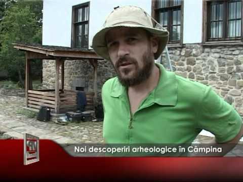 Noi descoperiri arheologice în Câmpina