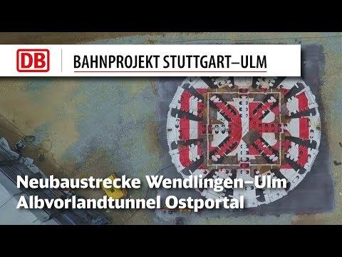 Albvorlandtunnel Ostportal