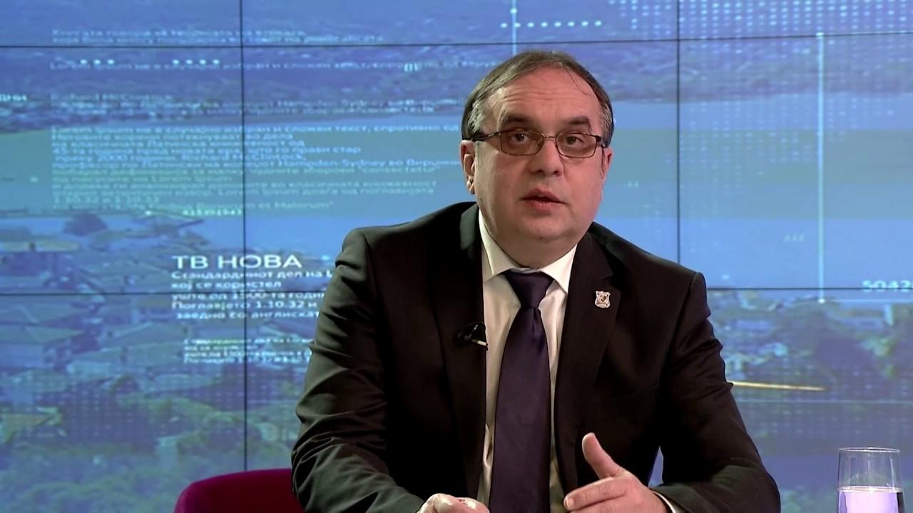 Даштевски: Втор јазик ќе значи губење на идентитетот
