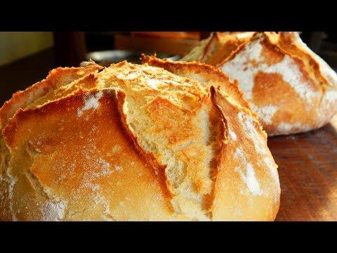 Pan Casero | Corteza dorada y crocante, en el horno de tu casa! - CUKit!
