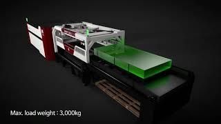 HK Smart Cell Auto Loading/Unloading