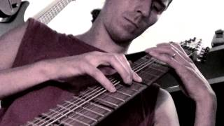 "Video Peter ""Feďa"" Fedorčák - Human seed 4/4 on Chapman Stick"