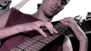 "Video Peter ""Feďa"" Fedorčák - Human seed 4/4 on Chapman Stick"