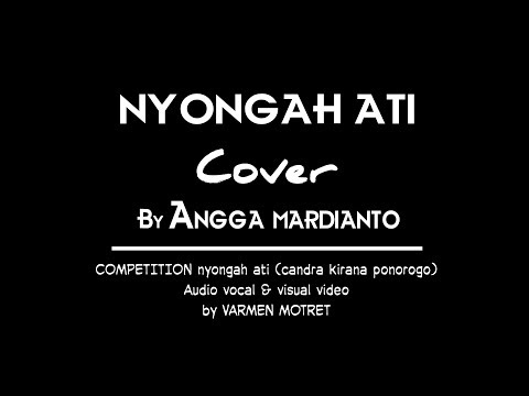 NYONGAH ATI_COVER #nyongahatiCOMPETITION