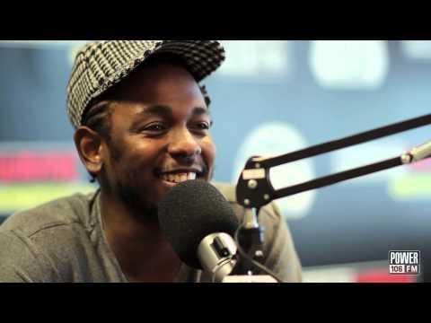 "@KendrickLamar Talks The Making Of ""i"" On @BigBoy's Neighborhood"