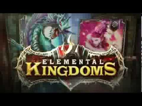 Video of Elemental Kingdoms (CCG)