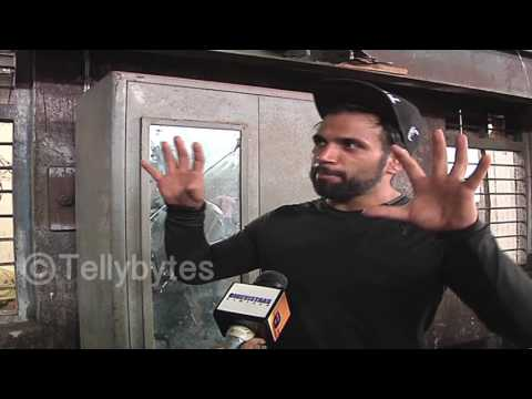 Rithvik Dhanjani talks about his new show Man vers