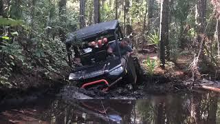 8. 2019 Polaris ranger highlifter stuck badly