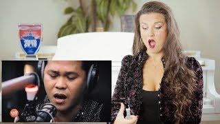 Video Vocal Coach Reacts to Marcelito Pomoy - The Prayer (Celine Dion & Andrea Bocelli) MP3, 3GP, MP4, WEBM, AVI, FLV Januari 2019