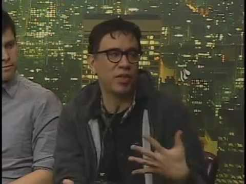 Fred Armisen on The Staten Island Comedy Show with writer Colin Jost
