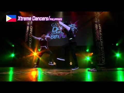 【GDC 6th】GATSBY DANCE COMPETITION 2013-2014:ASIA GRANDFINAL/Xtreme Dancers【PHILIPPINES】