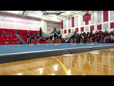 Liberty Lion Cheer Challenge - Jackson High School NJ 2/2013