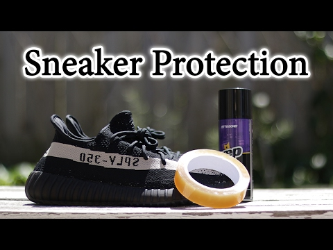 Ultimate Sneaker Protection | How To Keep Your Sneakers' Value Tutorial