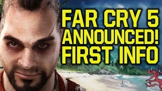 Far Cry 5 is officially announced! Far Cry 5 Info, Not a Western game: Far Cry 5 gameplay & Far Cry 5 trailer coming soon! Like the video? Subscribe now: htt...