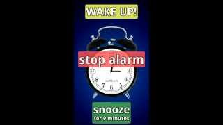 Simplest Alarm-clock Ever YouTube video