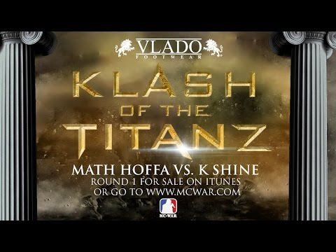Rap Battle: Math Hoffa Vs K-Shine