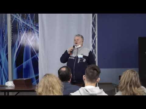VII конкурс Творческая встреча с Александром Кашперовым заслуженным артистом Республики Беларусь