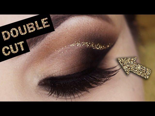 Double Cut Efeito Profissional - Aprenda uma nova técnica de maquiagem - Makeup Tutorial - Pausa para Feminices
