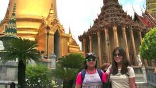 The Family In Bangkok 08/2013
