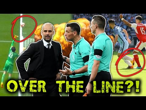 Video: Was Pep Guardiola ROBBED Of An FA Cup Final?! | W&L