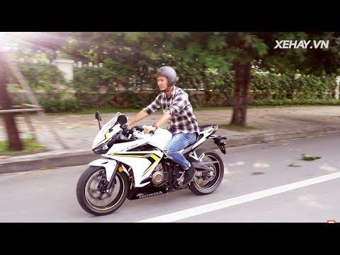 Đánh giá nhanh Honda CBR500R 187 triệu - Mua thôi khỏi cần xem Review - Thời lượng: 12:06.