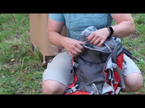 Экспедиционный рюкзак Nova Tour «Прайд 85». Видеообзор.