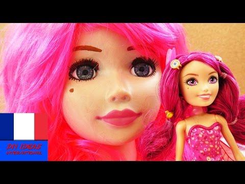 Mia de chez Mia & Me Make up et Styling Tutoriel | Se déguiser en fée de Zentopia