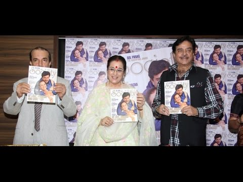 Shatrughan Sinha , Poonam Sinha At Society Magazine Cover Launch On Their 35th Annivarsary