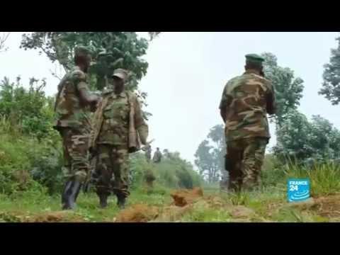 RDC Sultani Makenga, l'homme fort du M23 FRANCE 24