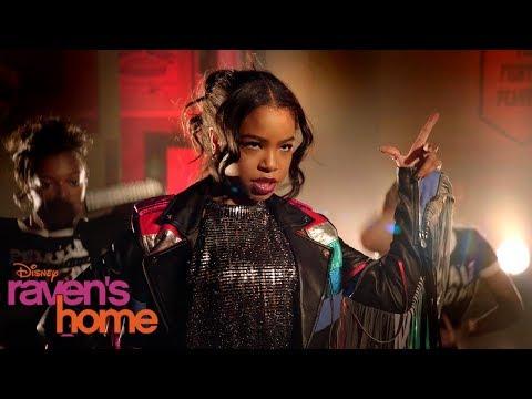 Legendary Music Video 💃🏽 | Raven's Home | Disney Channel