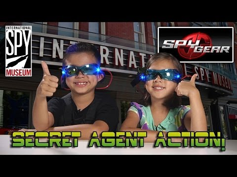 spy - Visit Spy Gear by clicking this link: http://bit.ly/uiyd93 Check out our other Spy Gear videos here: https://www.youtube.com/playlist?list=PL7TV22RuQ4DZ4_qeN...