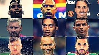 Video Epic Football Skills Mix - Ronaldinho,Ronaldo,Messi,CR7,Zidane,Neymar,Ibra,Okocha,Quaresma,Pogba HD MP3, 3GP, MP4, WEBM, AVI, FLV Oktober 2017