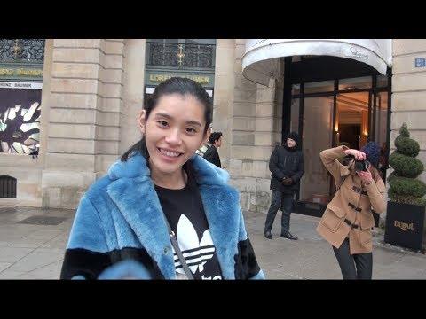Fashion Week Paris 2015 2016  exit SCHIAPARELLI