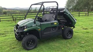 5. Walk around 2019 Kawasaki Mule Pro MX